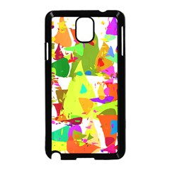 Colorful Shapes On A White Background                       Samsung Galaxy S5 Back Case (white)