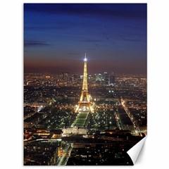 Paris At Night Canvas 36  X 48