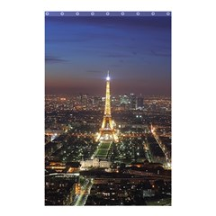 Paris At Night Shower Curtain 48  X 72  (small)