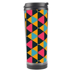 Triangles Pattern                           Travel Tumbler