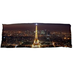 Paris At Night Body Pillow Case Dakimakura (two Sides)