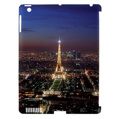 Paris At Night Apple Ipad 3/4 Hardshell Case (compatible With Smart Cover)