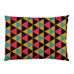 Triangles Pattern                           Pillow Case