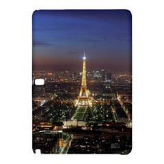 Paris At Night Samsung Galaxy Tab Pro 12 2 Hardshell Case