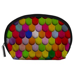 Colorful Tiles Pattern                           Accessory Pouch