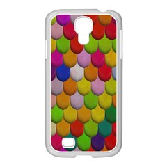 Colorful Tiles Pattern                     Samsung Galaxy Note 2 Case (white)
