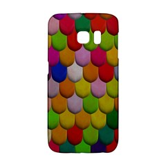 Colorful Tiles Pattern                     Samsung Galaxy S6 Edge Hardshell Case