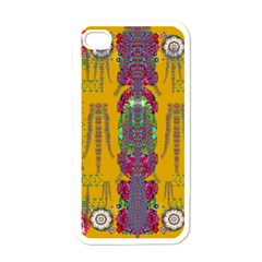 Rainy Day To Cherish  In The Eyes Of The Beholder Apple Iphone 4 Case (white)