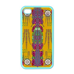 Rainy Day To Cherish  In The Eyes Of The Beholder Apple Iphone 4 Case (color)
