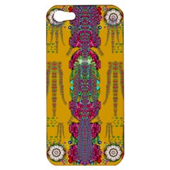 Rainy Day To Cherish  In The Eyes Of The Beholder Apple Iphone 5 Hardshell Case