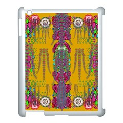 Rainy Day To Cherish  In The Eyes Of The Beholder Apple Ipad 3/4 Case (white)
