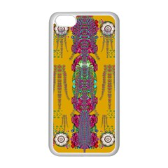 Rainy Day To Cherish  In The Eyes Of The Beholder Apple Iphone 5c Seamless Case (white)