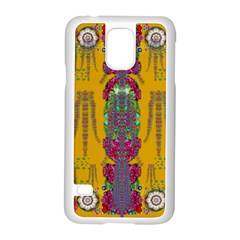 Rainy Day To Cherish  In The Eyes Of The Beholder Samsung Galaxy S5 Case (white)