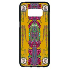Rainy Day To Cherish  In The Eyes Of The Beholder Samsung Galaxy S8 Black Seamless Case