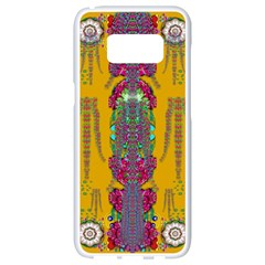 Rainy Day To Cherish  In The Eyes Of The Beholder Samsung Galaxy S8 White Seamless Case