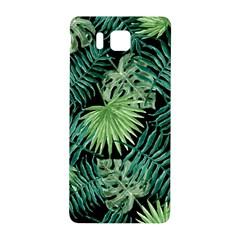 Tropical Pattern Samsung Galaxy Alpha Hardshell Back Case