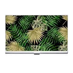 Tropical Pattern Business Card Holders