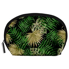 Tropical Pattern Accessory Pouches (large)