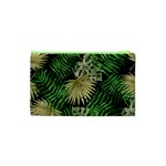 Tropical pattern Cosmetic Bag (XS) Back