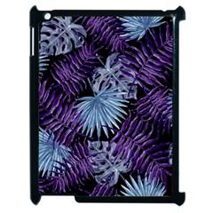 Tropical Pattern Apple Ipad 2 Case (black)