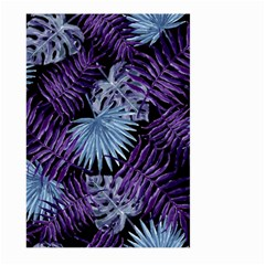 Tropical Pattern Large Garden Flag (two Sides)
