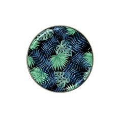 Tropical Pattern Hat Clip Ball Marker (4 Pack)