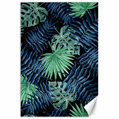 Tropical Pattern Canvas 20  X 30