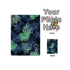 Tropical Pattern Playing Cards 54 (mini)
