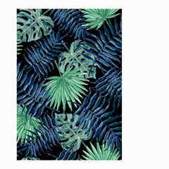 Tropical Pattern Small Garden Flag (two Sides)