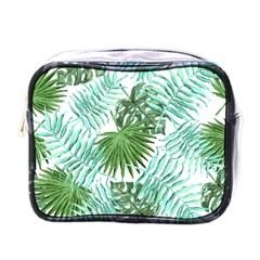Tropical Pattern Mini Toiletries Bags