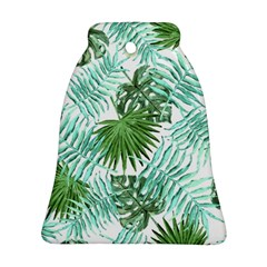 Tropical Pattern Ornament (bell)