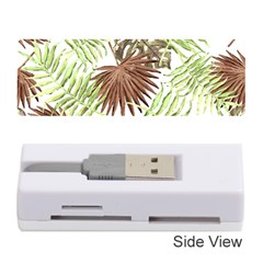 Tropical Pattern Memory Card Reader (stick)