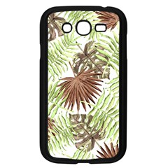 Tropical Pattern Samsung Galaxy Grand Duos I9082 Case (black)