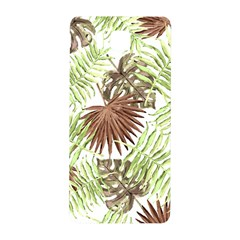 Tropical Pattern Samsung Galaxy Alpha Hardshell Back Case