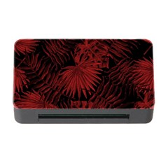 Tropical Pattern Memory Card Reader With Cf
