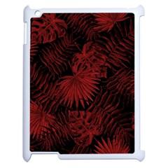 Tropical Pattern Apple Ipad 2 Case (white)