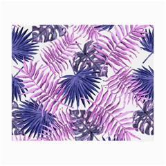 Tropical Pattern Small Glasses Cloth (2 Side)