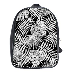 Tropical Pattern School Bag (large)