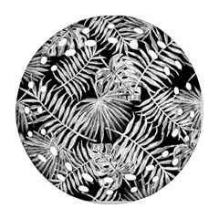 Tropical Pattern Ornament (round Filigree)