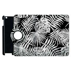 Tropical Pattern Apple Ipad 2 Flip 360 Case