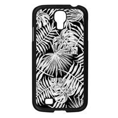 Tropical Pattern Samsung Galaxy S4 I9500/ I9505 Case (black)