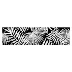 Tropical Pattern Satin Scarf (oblong)