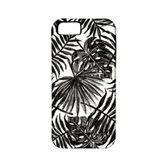Tropical Pattern Apple Iphone 5 Classic Hardshell Case (pc+silicone)