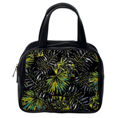 Tropical Pattern Classic Handbags (one Side)