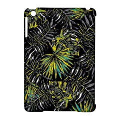 Tropical Pattern Apple Ipad Mini Hardshell Case (compatible With Smart Cover)