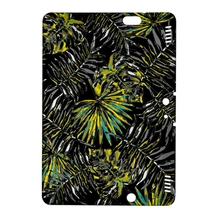 Tropical pattern Kindle Fire HDX 8.9  Hardshell Case