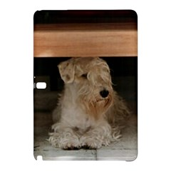 Sealyham Terrier Laying Samsung Galaxy Tab Pro 10 1 Hardshell Case