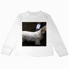 Sealyham Terrier Full 2 Kids Long Sleeve T Shirts