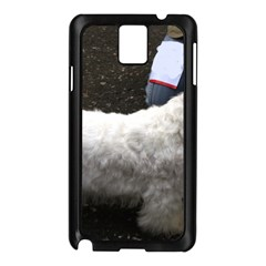 Sealyham Terrier Full 2 Samsung Galaxy Note 3 N9005 Case (black)