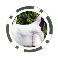 Sealyham Terrier Full 3 Poker Chip Card Guard